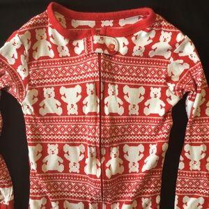 GAP Pajamas - GAP Bear Fair Isle Christmas Pajamas 97c21c19c